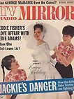 Eddie Fisher Lynn Loring Donna Reed TV Radio Mirror Magazine 1963