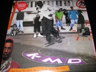 KMD Mr Hood 2LP New MF Doom Classic Third Bass