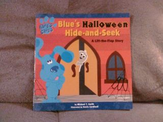 Clues Halloween Hide And Seek Michael T Smith (2000 Paperback) Book