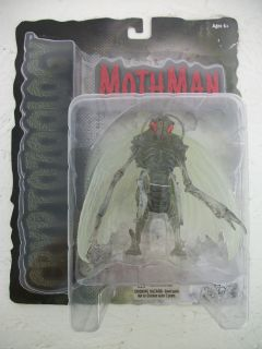 Mezco Cryptozoology Mothman Figure