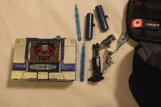 Transformers Stereo Micro Cassette Recorder