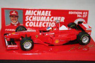 Minichamps Ferrari F300 F1 Car Michael Schumacher 1998 Diecast Model