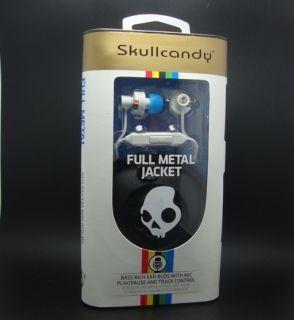 Skullcandy Full Metal Jacket Earbuds Vintage Road