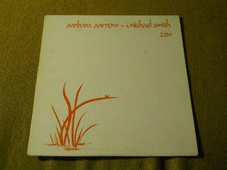 Barbara Barrow Michael Smith Zen LP RARE Private Folk Psych