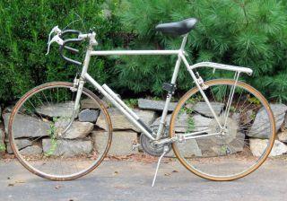 Vintage Motobecane Mirage 10 Speed Road Bike France Beautiful Large