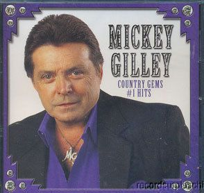 Mickey Gilley Country Gems #1 Hits CD Stand By Me Room Full of Roses