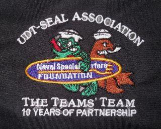Navy UDT SEAL Association Naval Special Warfare Foundation SEAL NSW