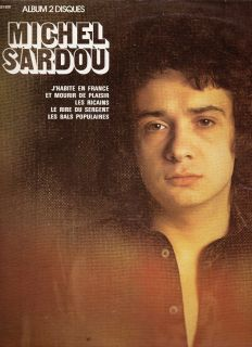Michel Sardou JHabite En France 33 1 3 RPM Used