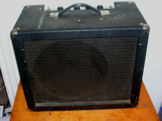 Mike Matthews Dirt Road Special Amplifier