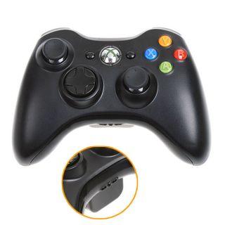 Microsoft Xbox 360 Wireless Controller Black Genuine