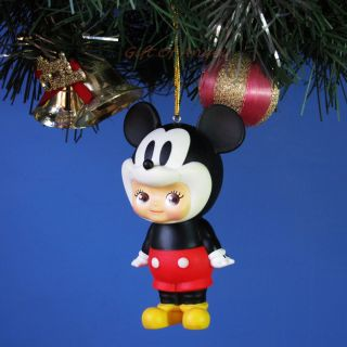 Ornament Xmas Tree Home Decor Disney Kewpie Doll Mickey Mouse N91