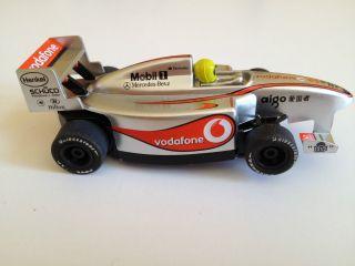 Hamilton 2 F1 McLaren Micro Scalextric Indy HO Slot Car