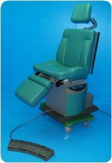 Ritter MIDMARK 119 75 Evolution Power Exam Examination Table Chair