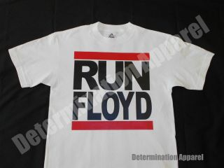 Shirt Run Floyd Floyd MAYWEATHER Jr Timothy Bradley Boxing W