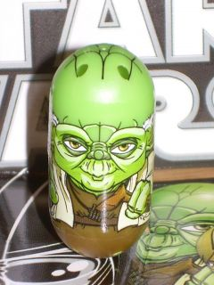 Moose Mighty Beanz 2010 Star Wars Yoda Bean 7 Jedi Master