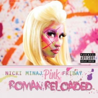 Nicki Minaj Pink Friday Roman Reloaded CD New SEALED