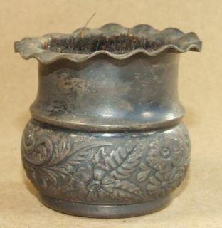 Antique Middletown Plate Company Etched Vase Hallmark