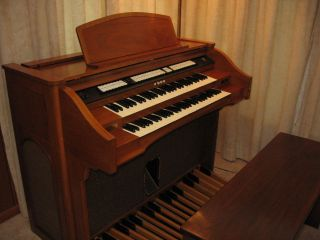 MIDI Church Organ Console for Hauptwerk or other Virtual Organ