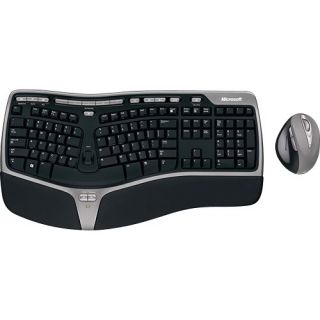 Microsoft Natural Wireless Ergo Desktop 7000 Keyboard and Mouse Combo