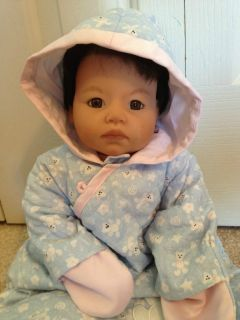 Lee Middleton Doll Reva Baby Mei Mei