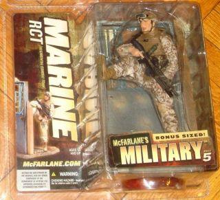 McFarlane Military Series 5 Marine RCT McFarlanes Regimental Combat