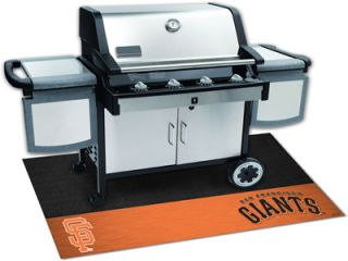 San Francisco Giants Barbecue Grill Mat
