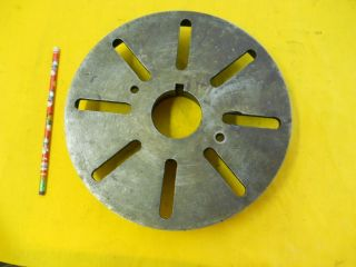 10 Engine Lathe Face Plate Metal Turning Holder Tool Dog Driver L00