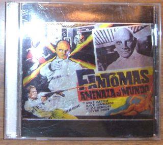 by Fantômas CD Apr 1999 Ipecac Label Faith No More Mike Patton