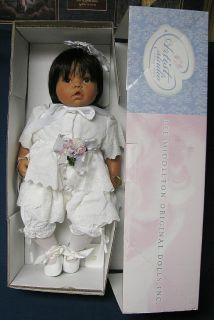 Lee Middleton Doll Our Pride and Joy by Reva Schick Model 00742 2002