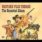 Western Film Themes The Essential Album CD, Apr 2006, 2 Discs, Metro