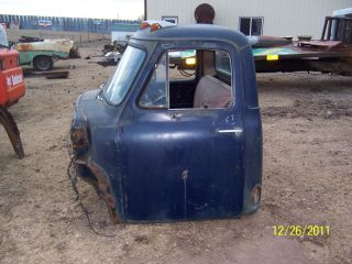 53 Ford Pickup Truck Cab Rat Rod 52 54 55 56 1 2 Ton