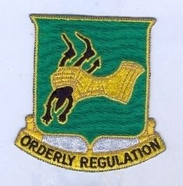 US Army Crest Patch 720th Military Police Battalion