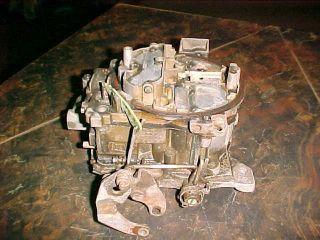 1975 76 Chevrolet Truck Blazer Rochester Quadra Jet Carburetor