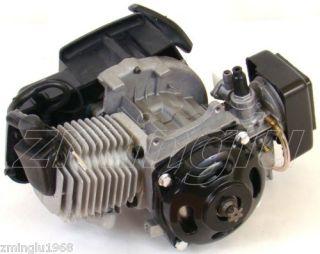 49cc 2 Stroke Engine Motor Mini Quad Rocket Pocket Bike Bicycle