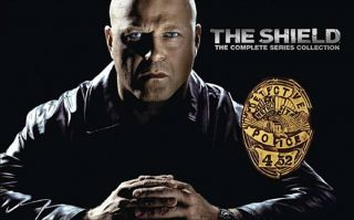The Shield The Complete Series DVD, 2009, 29 Disc Set
