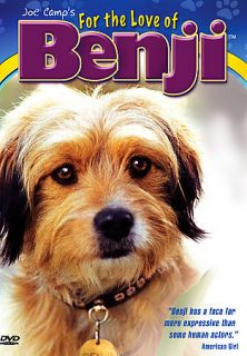 For the Love of Benji DVD, 2004