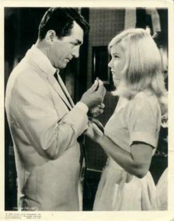 Yvette Mimieux Dean Martin Toys in The Attic 1963