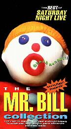 Saturday Night Live   Best of Mr. Bill VHS, 1999