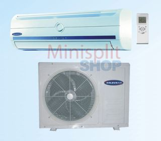 Mini Split 18,000 btu A/C + Heat Pump + Electric Heat Strip   KFTHP