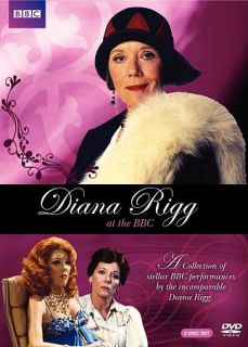 Diana Rigg at the BBC DVD, 2011, 5 Disc Set