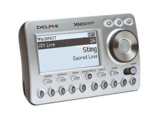 Delphi MyFi XM2go For XM Car Home Satellite Radio Receiver