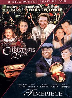 Timepiece The Christmas Box Double Feature DVD, 2003, 2 Disc Set