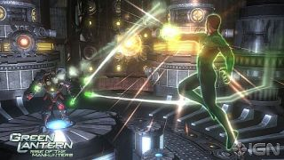 Green Lantern Rise of the Manhunters Sony Playstation 3, 2011