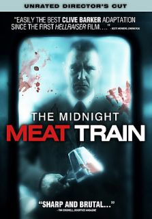The Midnight Meat Train DVD, 2009