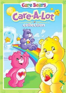 Care Bears   Care A Lot Collection DVD, 2008, 2 Disc Set