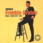 Venus Go by Frankie Avalon CD, Sep 2002, GO Netherlands