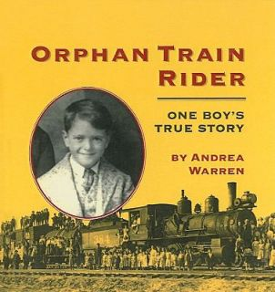 Rider One Boys True Story by Andrea Warren 1998, Book, Other