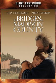 The Bridges of Madison County DVD, 1997