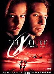 The X Files Fight the Future DVD, 1999