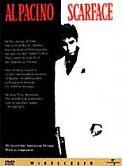Scarface DVD, 1998, Jewel Case Special Edition